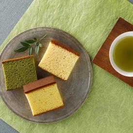 なだ万の「かすてらギフト」は国産小麦粉を使用し、独特の口当たり、もっちりした食感を出しました。