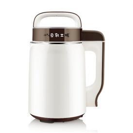 水と大豆を入れて最短15分で、アツアツの新鮮な豆乳ができます!漉し網を使えば『おから』もできます。