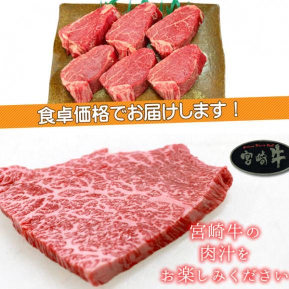 宮崎牛モモステーキ1枚約100g03