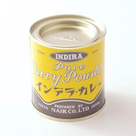 インデラカレー スタンダード NAIR INDIRA Pure Curry Powder 100g