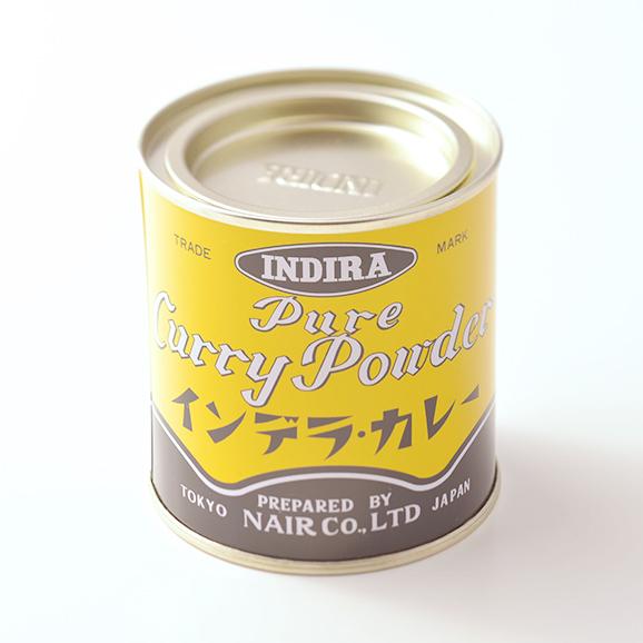インデラカレー スタンダード NAIR INDIRA Pure Curry Powder400g01