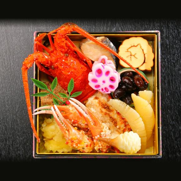 【生おせち料理 竹】 【3~4人前】03