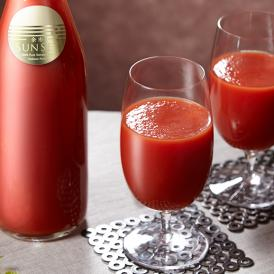 年間5万本以上完売!完熟したトマトを、風味、香り、栄養分が損なわれないよう、低温で煮込み瓶詰に。