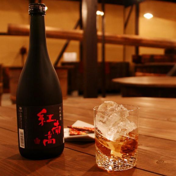 パッケージリニューアル 【BN-25】紀州梅酒「紅南高」 【720ml】02