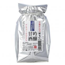 吟醸甘酒(全麹仕込み、長野県産米使用)【450g】