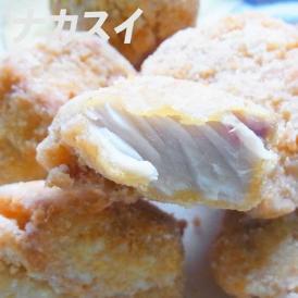 大満足メバチマグロの竜田揚げ40個入10PC 冷凍
