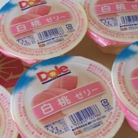 南国フルーツ・ドールゼリー6個入(白桃)送料無料1,800