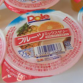 南国フルーツ・ドールゼリー6個入(トロピカルミックス)送料無料¥1,800