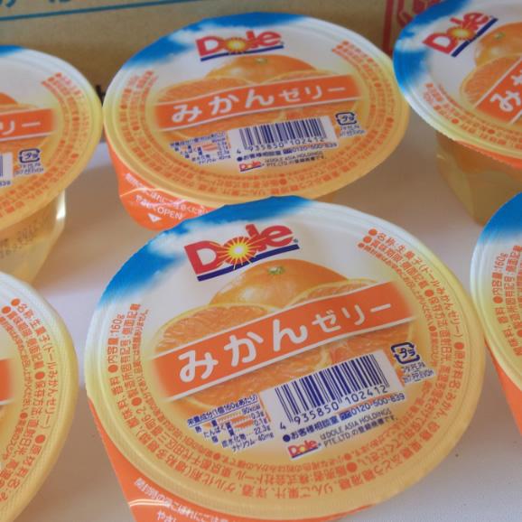 南国フルーツ・ドールゼリー6個入(みかん)送料無料¥1,80003