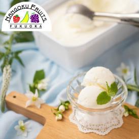 南国フルーツ・フルーツソムリエが作った濃厚ジェラート『ミルキーミルク』