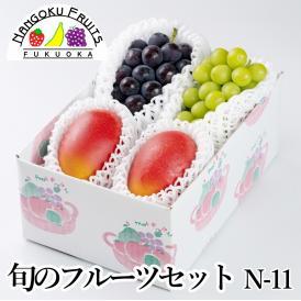 【送料無料】 旬のフルーツセット N-11