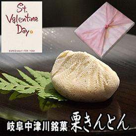 バレンタインに♪!岐阜中津川本物の栗きんとん20個入【送料込み】