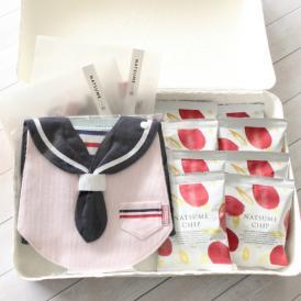 出産お祝いギフト(ピンク)| 国産なつめ 棗 ナツメ ドライフルーツ 無添加