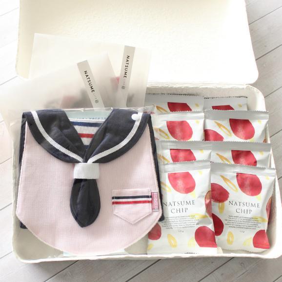 出産お祝いギフト(ピンク)|  棗 ナツメ ドライフルーツ 無添加01
