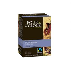 FOUR O'CLOCK クランベリー 【2g × 16パック】