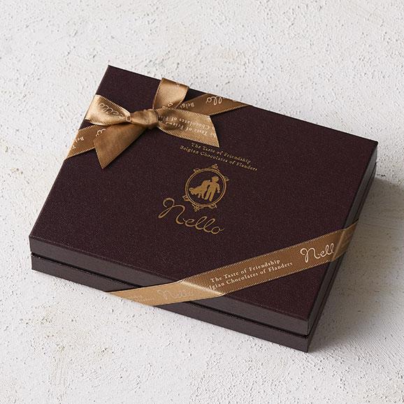 ベルギーチョコレート プラリネアソート12個入り03