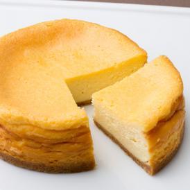こだわり卵のベイクドチーズケーキ
