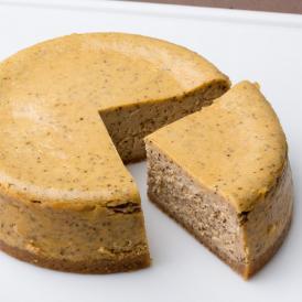 紅茶のチーズケーキ