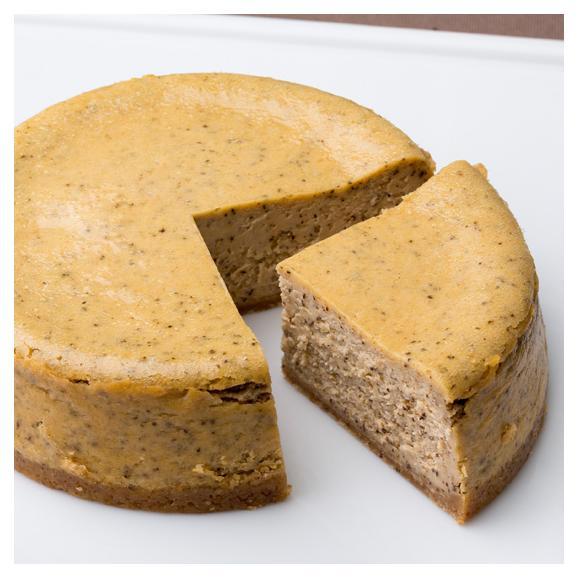 紅茶のチーズケーキ01