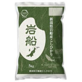 【令和2年産】 岩船産 コシヒカリ 5kg 精米