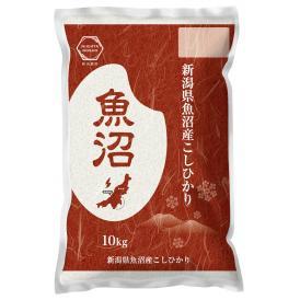 新米【令和3年産】 魚沼産 コシヒカリ 10kg 精米