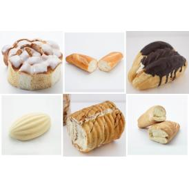 Nishikawaパン オススメ6種のセット(6種×2個=12個お届け)