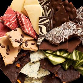 【予約販売】 割れチョコ チョコレート 送料無料 訳あり 山盛りChocolateBrothers2019 合計2kg クベ之助(1kg)とチュル太(1kg) 兄弟セット クベ之助とチュル太