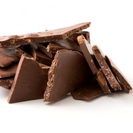 【予約販売】 チョコレート 送料無料 訳あり スイーツ 割れチョコ 本格クーベルチュール使用 割れチョコ 『キャラメルプリン』 1kg