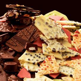 【予約販売】 チョコレート 送料無料 訳あり スイーツ 割れチョコ 2種類から選べるケーキ割れチョコ クーベルチュール 1.2kg