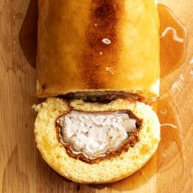 送料無料 ケーキ ロールケーキ 焦香(こがれこう) あかねロール みたらし