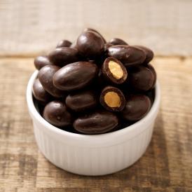 アーモンド チョコ 送料無料 ビターチョコレート