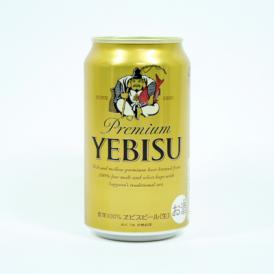 エビス 350ml ビール