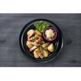 ドイツ風の豚ロース燻製ベーコン「カッセラーシュナイデン(ブロック)」【無料ラッピング】
