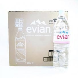 エビアン(BOX) 1500ml