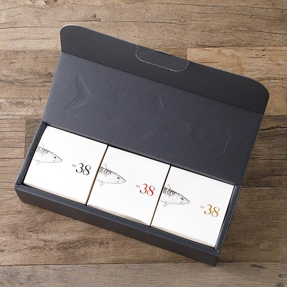 【3月下旬以降発送分】No.38(ナンバー・サーティエイト) 珠玉の3缶セット04