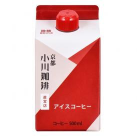 小川珈琲 直営店アイスコーヒー(微糖)