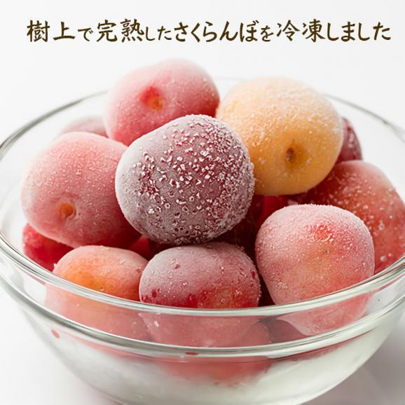さくらんぼアイス&冷凍さくらんぼ02