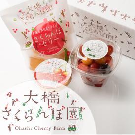 さくらんぼアイス&冷凍さくらんぼ&さくらんぼ ゼリーセット