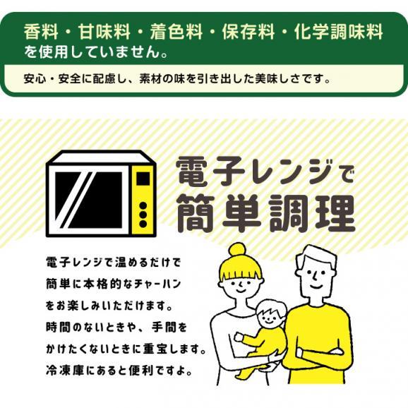 蟹チャーハン10袋入(220g×10)送料無料※北海道・沖縄は別途送料必要03