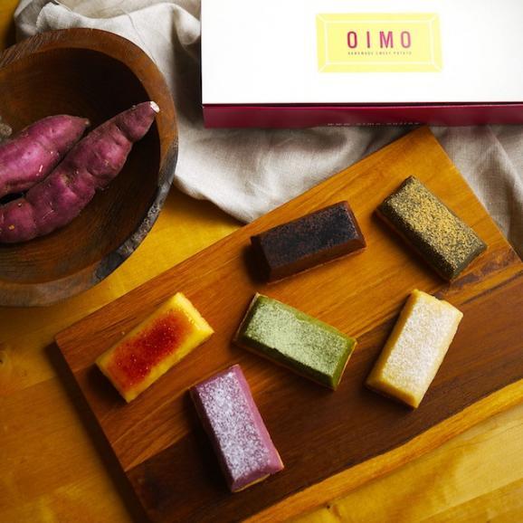 「OIMO」生スイートポテト 6個ボックス01