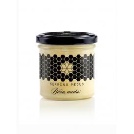 シェルクシュノ・メドゥス 天然生はちみつ100% serksno medus natural bee honey 200g