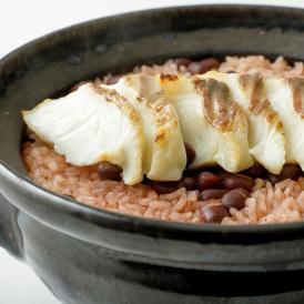 天然鯛と丹波小豆の炊き込みご飯
