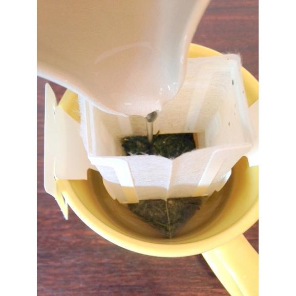 お茶屋さんの一服茶 狭山煎茶03