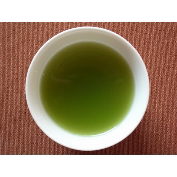 お茶屋さんの一服茶 抹茶入り玄米茶05
