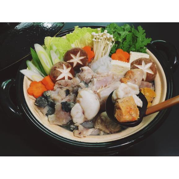 あん肝・スープ付きでカンタンあんこう鍋セット【送料無料】【島根県沖】01