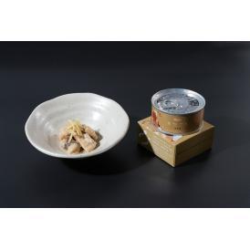 同梱OK♪New‼あなご缶☆生姜味~日本海で育った新鮮穴子・指宿産鰹本枯節花削りなど、とことん材料にこだわりました。※送料別途