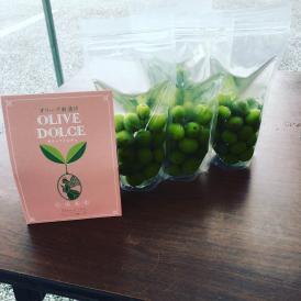 小豆島産オリーブの新漬け(100g)
