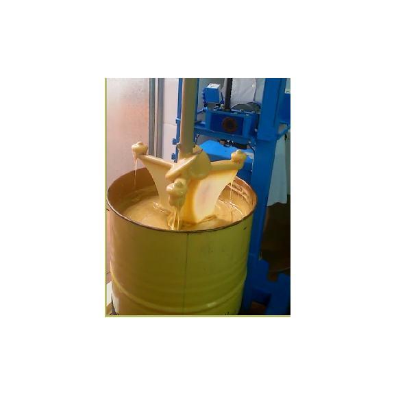 オラヤミエル クリーム蜂蜜(ユーカリ) 450g06
