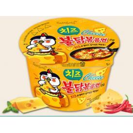ブルダック炒め麺カップチーズ105g