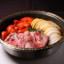 名物トマトすき焼きセット<松阪牛400g>2~3人前